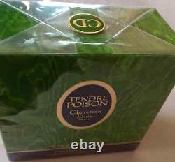 100% Authentic Beyond Rare Dior Tendre Poison Vintage Parfum Talc Dusting Powder