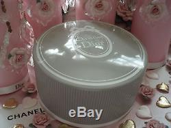 100% Authentic Beyond Rare Huge Miss Dior Vintage Perfumed Dusting Powder & Puff