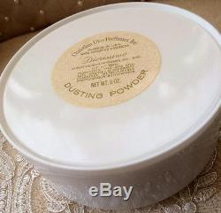 100% Authentic Huge Rare Dior Diorissimo Vintage Perfumed Talcum Dusting Powder