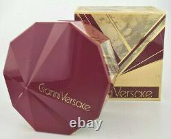 (125,00eur/100g) 120g Gianni Versace Classic Perfumed Dusting Powder Neu Ovp