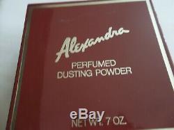 Alexandra de Markoff ALEXANDRA Perfumed Dusting Powder 7 oz
