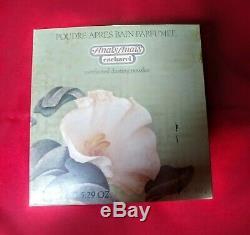 Anais Anais Caharel Vintage Perfumed Dusting Powder LARGE 5.29 Oz France NIB