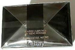 Armani Femme Dusting Powder Perfumed Poudre Parfumee 6.7 oz Sealed In Box