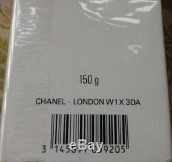 BEYOND SUPER RARE HUGE 150g CHANEL No5 VINTAGE PERFUM TALCUM TALC DUSTING POWDER