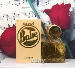 Babe By Faberge Cologne, Perfume, Dusting Powder Or Soap. Choose From