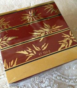 Beyond Rare Sealed Huge 150g Ysl Opium Vintage Perfumed Talcum Dusting Powder