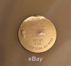 Bill Blass Perfume After Bath Dusting Powder 5 oz Sealed/Travel Powder (open)