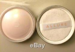 CHANEL ALLURE'Tender Bath Body Dusting Powder' 3 oz. / 85 G Women's Fragrance