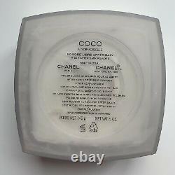 CHANEL COCO MADEMOISELLE FRESH PERFUMED AFTER BATH DUSTING POWDER 4.9 of 5oz 98%