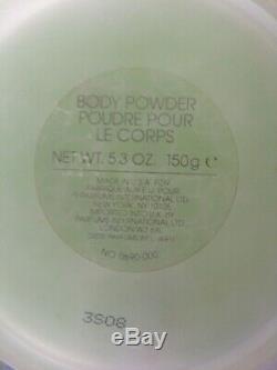 CHLOE NARCISSE 5.3 Oz. Perfumed Bath Body Dusting Powder Lagerfeld SEALED NWOB
