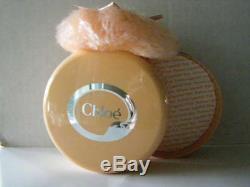 CHLOE Perfumed Bath Body Talc Dusting Powder 3 Oz Karl Lagerfeld Parfums NWOB