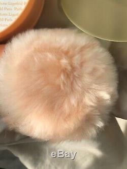 CHLOE Perfumed Dusting Powder Lagerfeld 5.2oz / 150g New in Box SEALED Talc