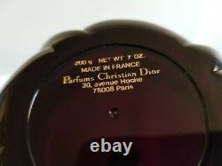 CHRISTIAN DIOR POISON PERFUMED DUSTING POWDER 200g 7 OZ VINTAGE NEW UNBOX