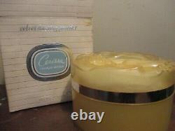 Cerissa Charles Revson Perfume Velvet Dusting Body Powder 6 oz Boxed