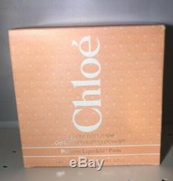 Chloe Lagerfeld Paris Perfumed Dusting Powder 5.25 OZ NIB