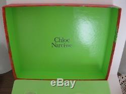 Chloe Narcisse Dusting / Body Powder 2.6 Oz. NIB + Free Perfume