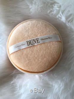 Christian Dior Dune Fragaranced Dusting Powder (5.3 oz) Free Priority Shipping