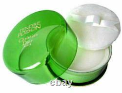 Christian Dior Tendre Poison Perfumed Dusting Powder Talc 120g HUGE Sealed Box