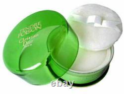 Christian Dior Tendre Poison Perfumed Dusting Powder Talc 120g NrMint Sealed Box