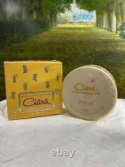 Ciara Perfumed Dusting Powder by Charles Revson 3 oz (new with box)
