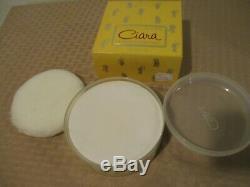Ciara Perfumed Dusting Powder by Charles Revson 3oz Vintage NEW NOS