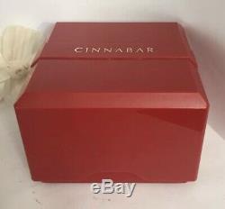 Cinnabar By Estee Lauder Perfumed Dusting Powder 3 oz Sealed
