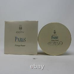 Coty Paris Dusting Powder 5.25oz/ml Vinatage