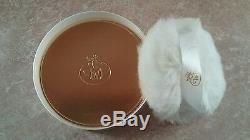 Diane Von Furstenberg TATIANA Perfumed Dusting Powder 6oz Sealed 1979 Vintage