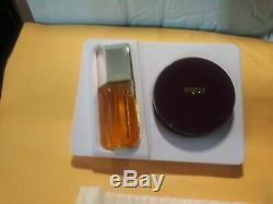 ENJOLI 8-HOUR NATURAL SPRAY COLOGNE & 2.5 ounces & DUSTING POWDER 3. Fl oz/SET