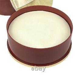 Estee Lauder Cinnabar Powder 4 oz Perfume Scented Dusting Bath Fragrance Vintage