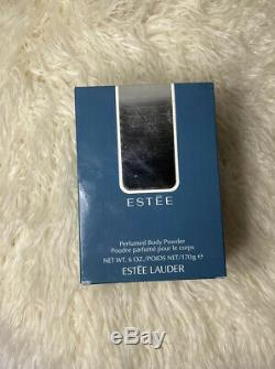 Estee Lauder ESTEE Perfume Body Dusting Bath POWDER 6 Oz NEW BOXED Vintage Rare
