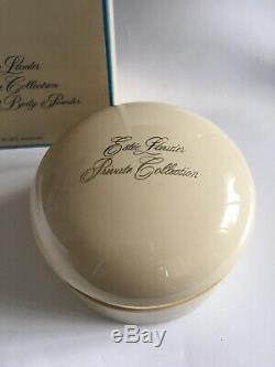Estee Lauder PRIVATE COLLECTION 4.25 Oz. Perfumed Bath Body Dusting Powder