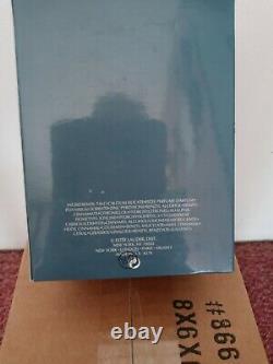 Estee Perfumed Body Powder & Puff Dusting Talc By Estee Lauder 6oz. 170ge