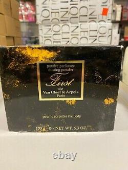 First by Van Cleef&Arpels Paris Perfumed Dusting Body Powder (5.3 oz)