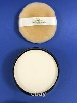First by Van Cleef&Arpels Paris Perfumed Dusting Body Powder 5.3 oz NWOB Tester