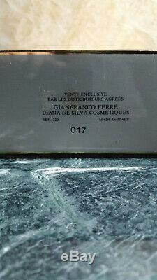 Gianfranco Ferre 6.6oz 200g Perfumed Dusting Powder Vintage