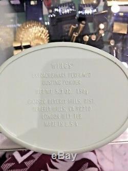 Giorgio Beverly Hills Wings Extraordinary Perfumed Dusting Powder 150 g
