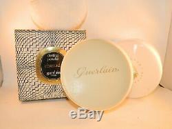 Guerlain Chamade 8 oz Perfume Dusting Powder Talc 227 g Scuffed Box Vintage Rare
