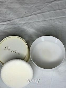 Guerlain Dusting Powder Shalimar Discontinued Classic Scent Vanity Cosmetics
