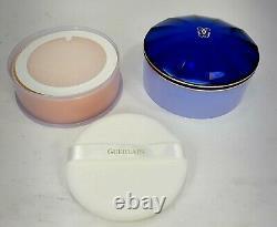 Guerlain Paris Shalimar Perfumed Dusting Body Powder 4.4 oz Boxed and Sealed