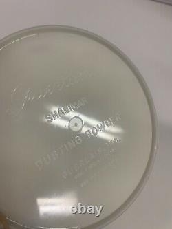 Guerlain Shalimar Paris Perfumed Dusting Powder NEW 8 oz Vintage Discontinued