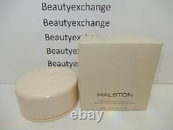 Halston French Fragrances Perfume Bath Body Dusting Powder 5.3 oz Boxed