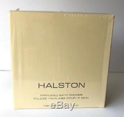 Halston Perfumed Bath Dusting Powder 5.3 oz / 150 g New & Sealed