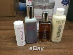 Interlude Perfumed Cologne Splash 2oz 59ml dusting powder 1 oz 28g bath body her