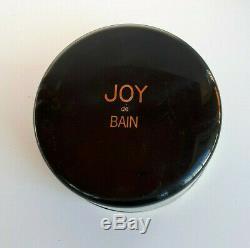 Joy De Bain Jean Patou Paris Dusting Powder Perfumed 7 Oz 200g full vintage