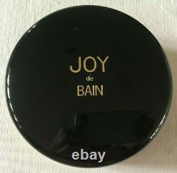 Joy De Bain Jean Patou Paris Dusting Powder Perfumed 7 Oz 200g full vintage New