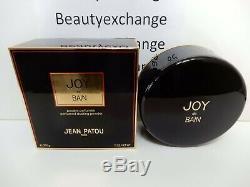 Joy De Bain Jean Patou Perfume Dusting Powder 7 oz Boxed