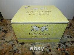 L'Air Du Temps Nina Ricci Perfume Dusting Powder 5.3 oz sealed inner NIB