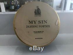 Lanvin My Sin Dusting Powder 8 1/4 Oz