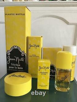 Lot Jean Nate Charles of the Ritz VintagePerfumed Powder 2ozCologne Spray NWB